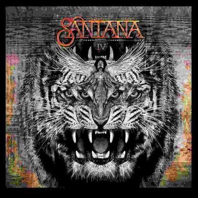"""Santana IV 12"""" Vinyl"""