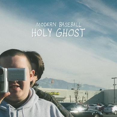 Modern Baseball Holy Ghost CD