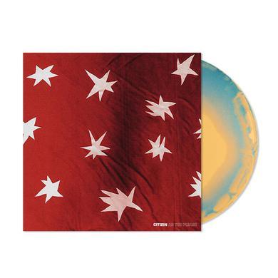 """Citizen As You Please 12"""" Vinyl (Blue/Orange)"""