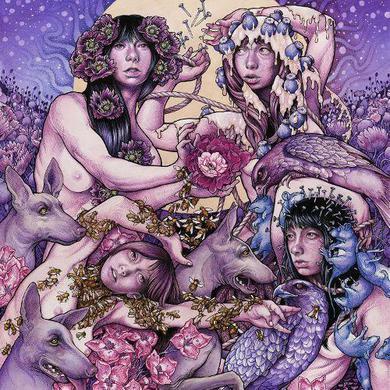Baroness Purple CD