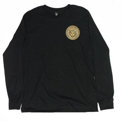 Northlane Medusa Longsleeve (Gold on Black)