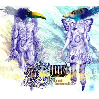 Chiodos All's Well That Ends Well (CD)