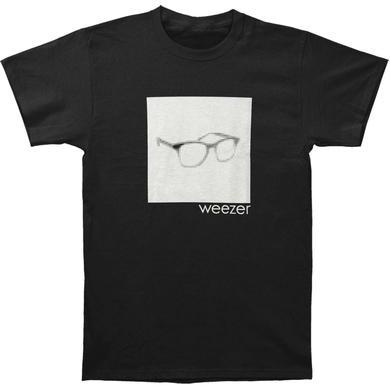 Weezer // Pixel Glasses Tee (Black)
