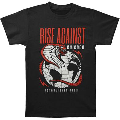 Rise Against Cobra Tee (Black)
