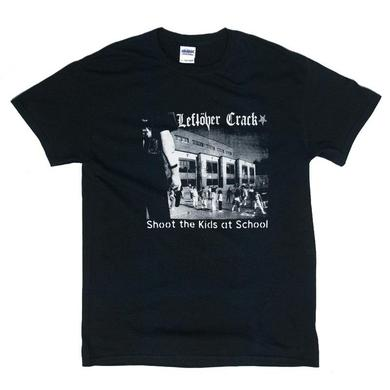Leftover Crack Shoot The Kids Tee (Black)