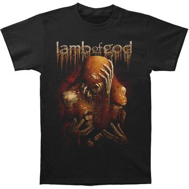 Lamb Of God Triad Tee (Black)