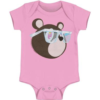 Kanye West Dropout Bear Onesie (Pink)