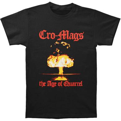 Cro-Mags The Age Of Quarrel Tee (Black)