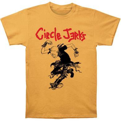 Circle Jerks Skank Man Tee (Ginger)