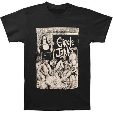 Circle Jerks Bad Religion Tee (Black)