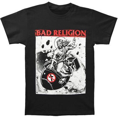 Bad Religion Atomic Jesus Tee (Black)