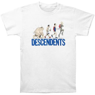 Descendents Ascent Of Man Tee (White)