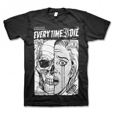 Every Time I Die Screamer Tee (Black)