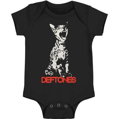 Deftones Cat Onesie (Black)