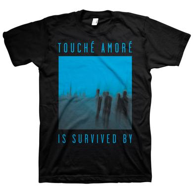 Touche Amore Is Survived By Tee (Black)