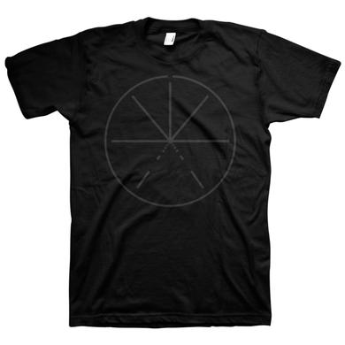 Touche Amore Symbol Tee (Black on Black)