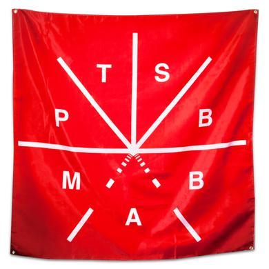 Touche Amore Parting The Sea Wall Flag