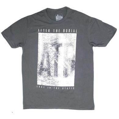 After The Burial Static Tee (Grey)