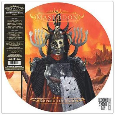 "Mastodon Emperor Of Sand (12"" Picture Disc Vinyl LP) RSD Exclusive"