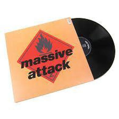 "Massive Attack Blue Lines 12"" Vinyl LP"