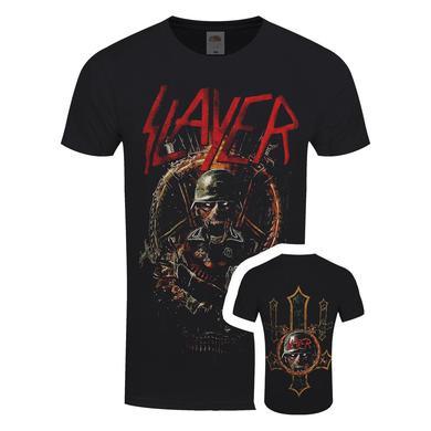 Slayer Hard Cover Tee (Black)