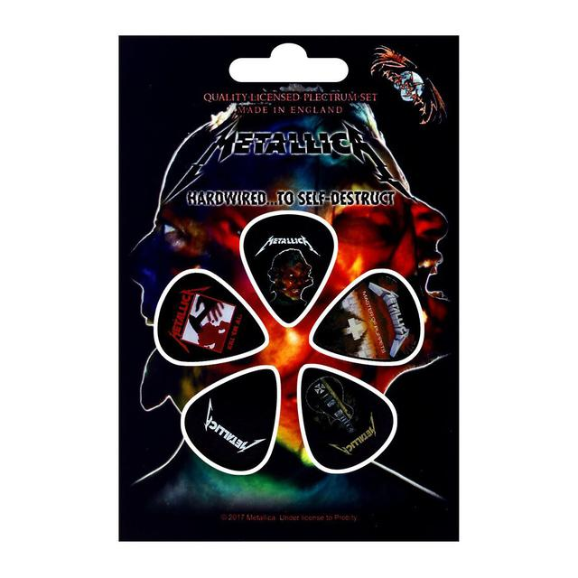 Metallica Guitar Picks 5 pack