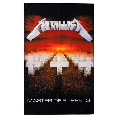 Metallica Master Of Puppets Flag