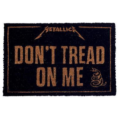Metallica Don't Tread On Me Door Mat