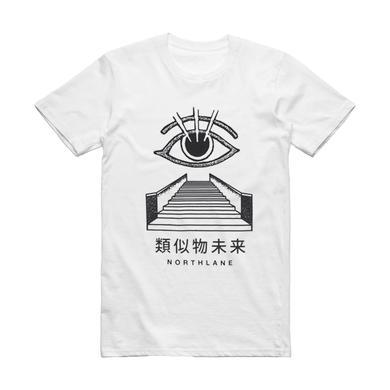 Northlane Mystic Eye Tee (White)