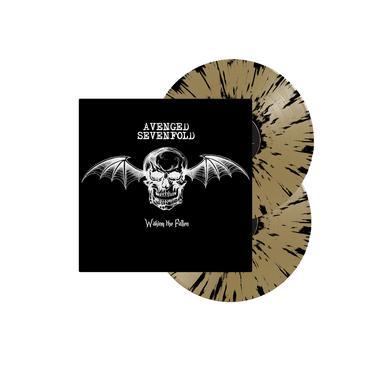 """Avenged Sevenfold Waking The Fallen 12"""" Vinyl (Gold w/ Black Splatter)"""