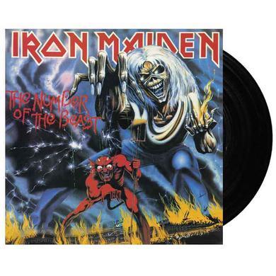 Iron Maiden The Number Of The Beast (Vinyl)
