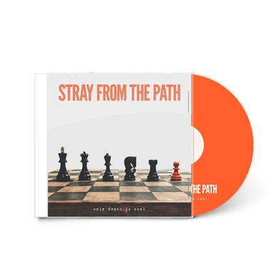 Stray From The Path Only Death Is real CD