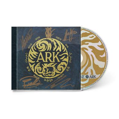 In Hearts Wake Ark Signed CD