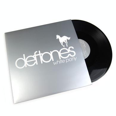 """Deftones White Pony (2LP 12"""" Vinyl)"""