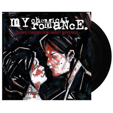 "My Chemical Romance Three Cheers For Sweet Revenge (12"" Vinyl)"