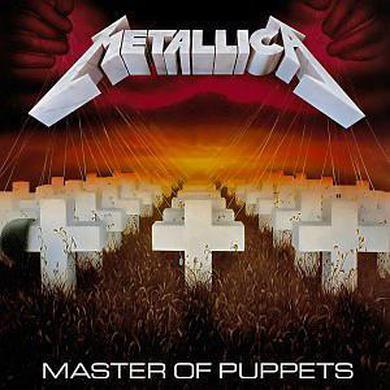 "Metallica Master Of Puppets (12"" Vinyl)"