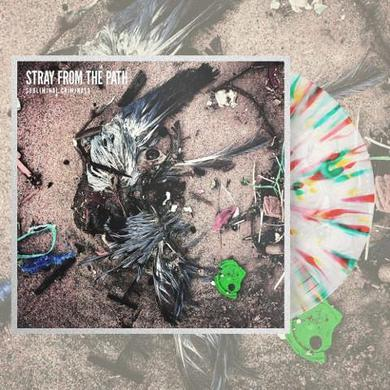 "Stray From The Path Subliminal Criminals (12"" Multi Splatter Vinyl LP)"