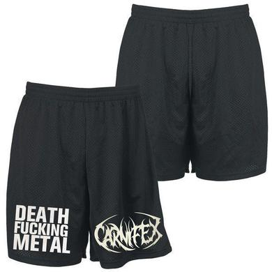 Carnifex Death Metal (Mosh Shorts)
