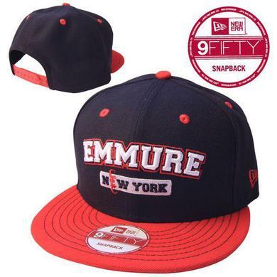 Emmure New York (Red/Black New Era Snapback)