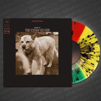 """The Story So Far Songs Of (10"""" Tri-Colour w/ Splatter Vinyl)"""
