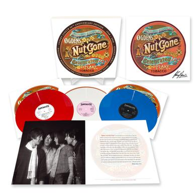 Small Faces Ogdens' Nut Gone Flake - 50th Anniversary 3LP Boxset Boxset