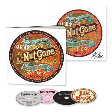 Small Faces Ogdens' Nut Gone Flake - 50th Anniversary 3CD + DVD Earbook CD Collector's Pack