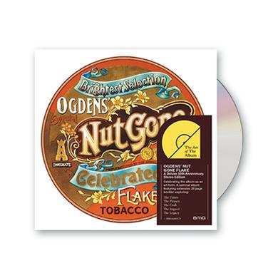 Small Faces Ogdens' Nut Gone Flake CD Mediabook CD