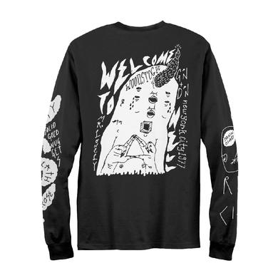 Portugal The Man Welcome to Hell Long Sleeve Shirt
