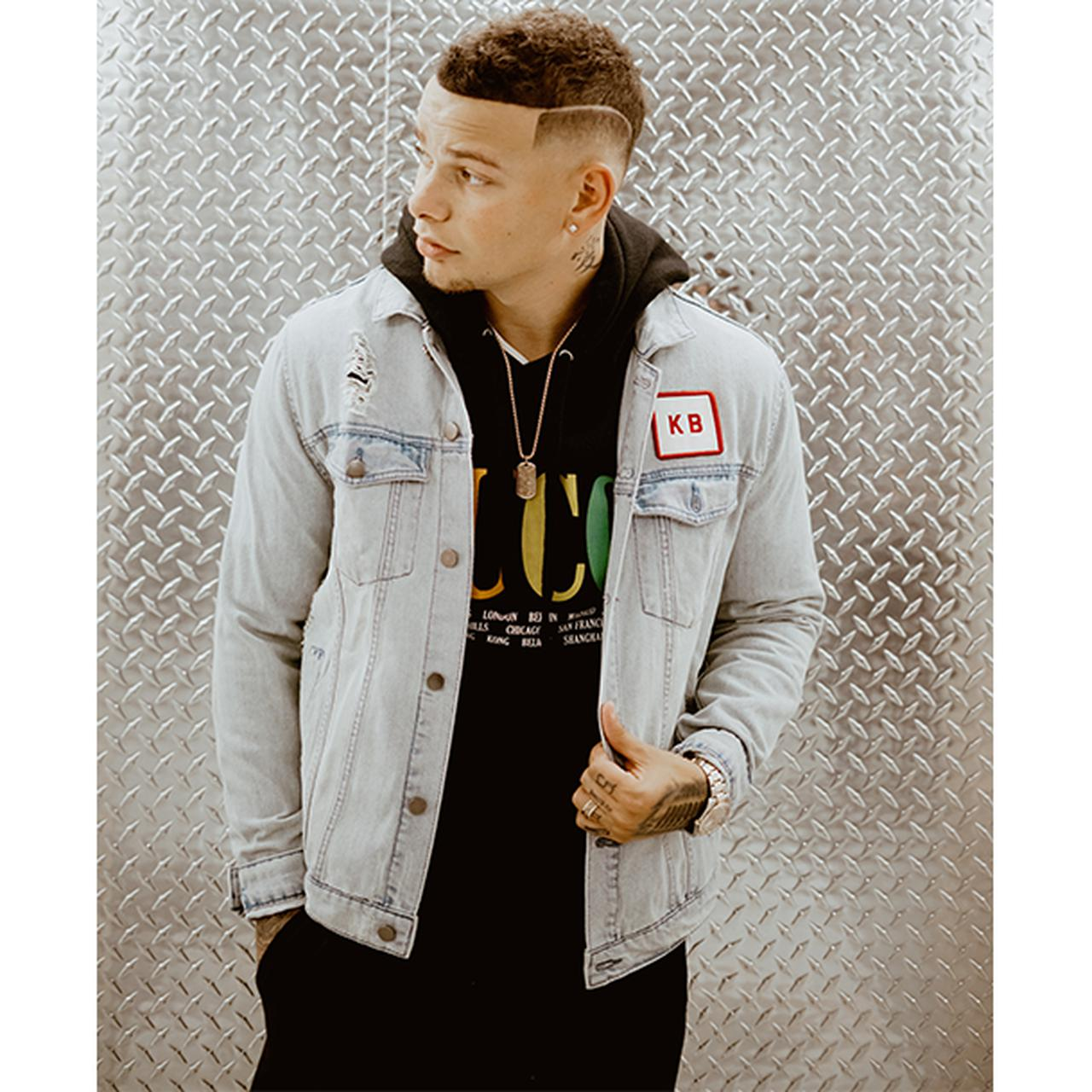 Kane Brown Deluxe Edition Kane Brown: Kane Brown Homesick Denim Jacket + Experiment Digital Album