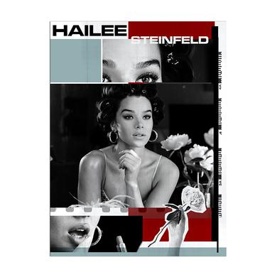 Hailee Steinfeld Collage Poster