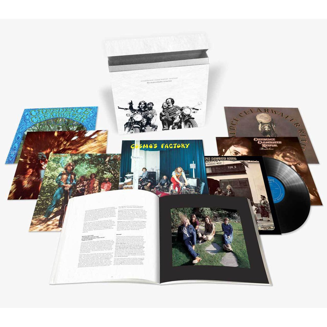 Creedence Clearwater Revival The Studio Albums