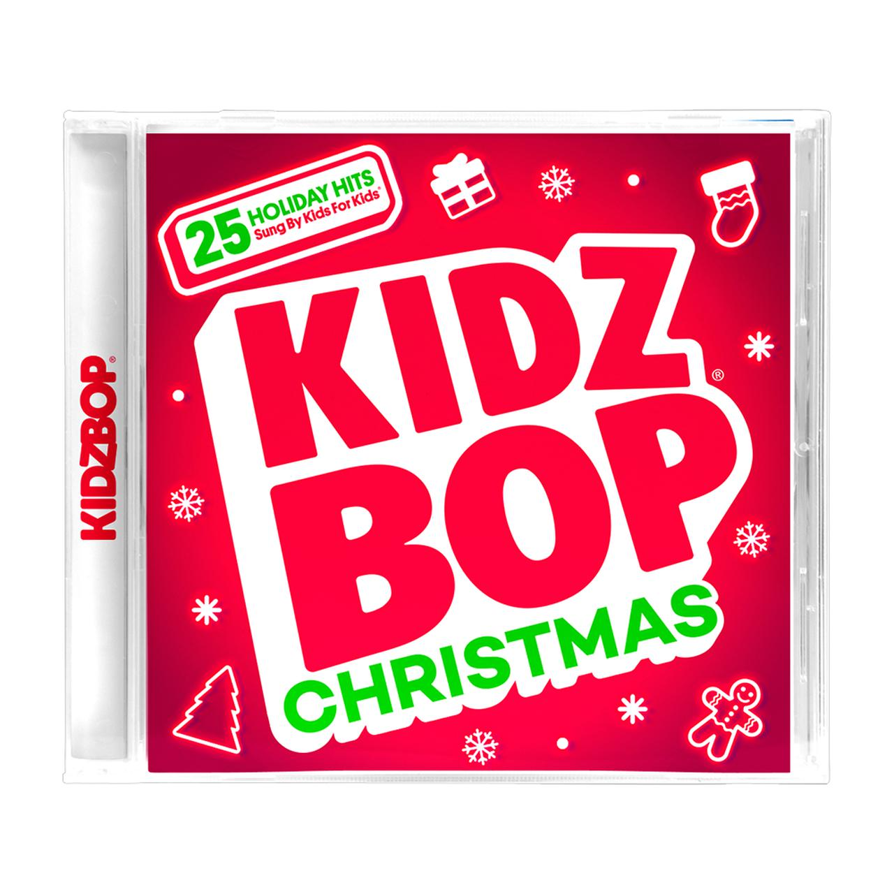 KIDZ BOP Christmas [2018] CD