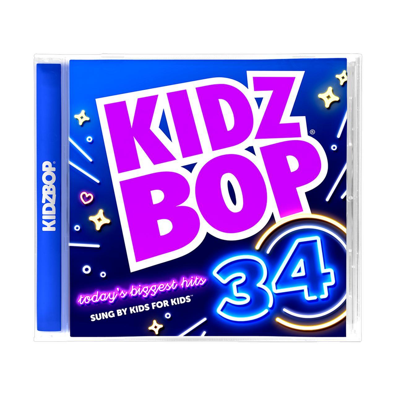 KIDZ BOP 34 CD
