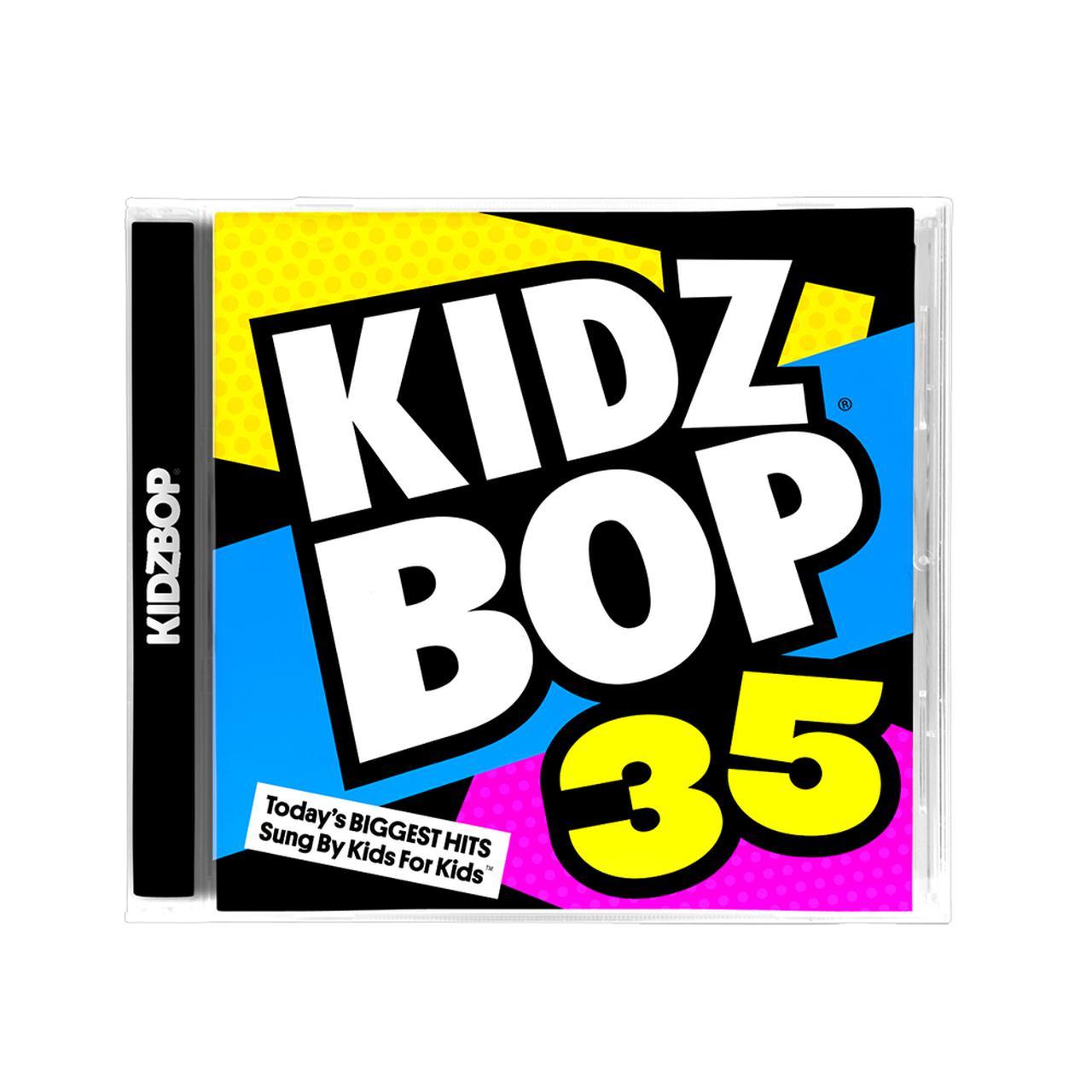 kidz bop 35 cd